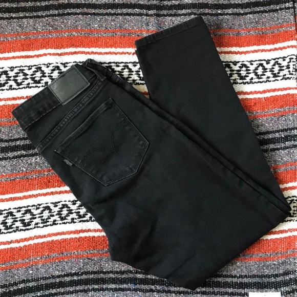 Black Size Length Levi's Skinny 711 Poshmark Jeans Levis 28 fZXnxfw